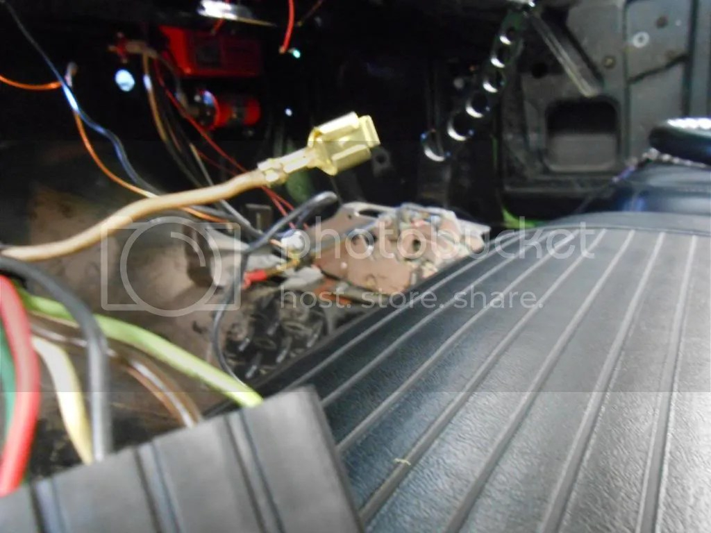 hight resolution of  painless fuse painless wire harness install more progress for a bos only