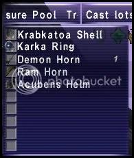 Krabkatoa Pool