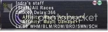 Indra's Staff