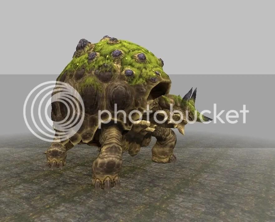 Horny Turtle