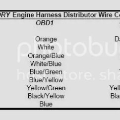 Obd2a To Obd1 Wiring Diagram Craftsman Weedeater Fuel Line Harness Distributor Help | Autos Post