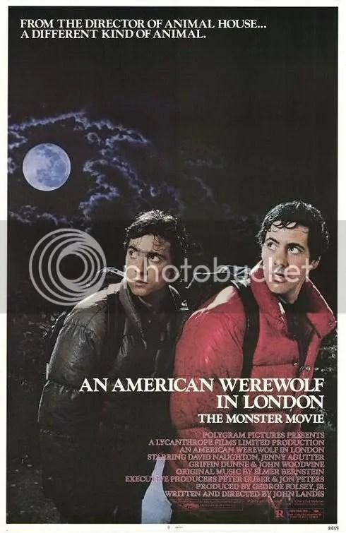 美國狼人在倫敦/鬼追人 An American Werewolf in London @ 喬伊電影隨想 :: 痞客邦