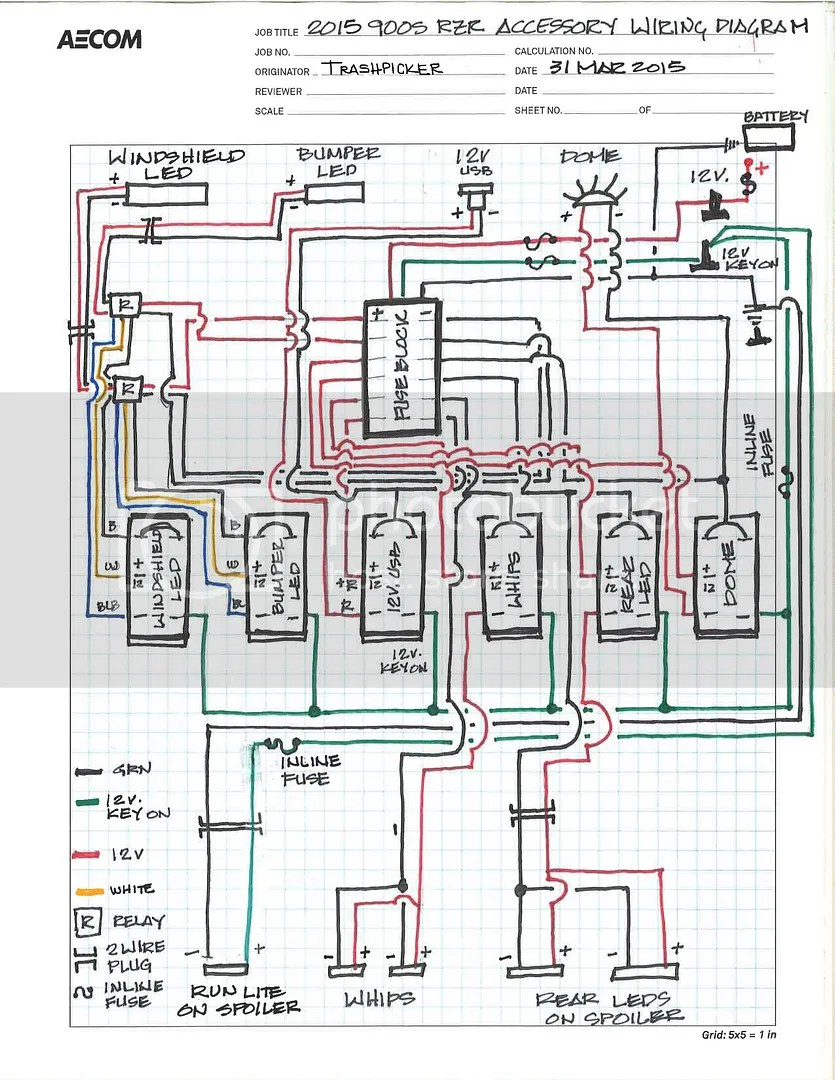 Polaris Rzr 1000 Wiring Schematic  Somurich