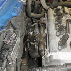 Toyota Yaris Trd Turbo Kit New Innova Venturer 2018 Price Fs Oem Vios Forums Ultimate Test Fit Of The Manifold With On Crashy