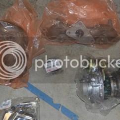 Toyota Yaris Trd Turbo Kit Grand New Avanza 1.3 Veloz A/t Oem Vios Echo Vitz Xb Xd Ebay