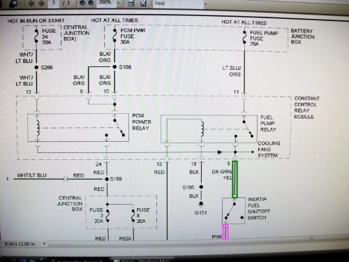 small resolution of mustangforums com 96 mustang fuse diagram fender fuse box 1996 ford mustang