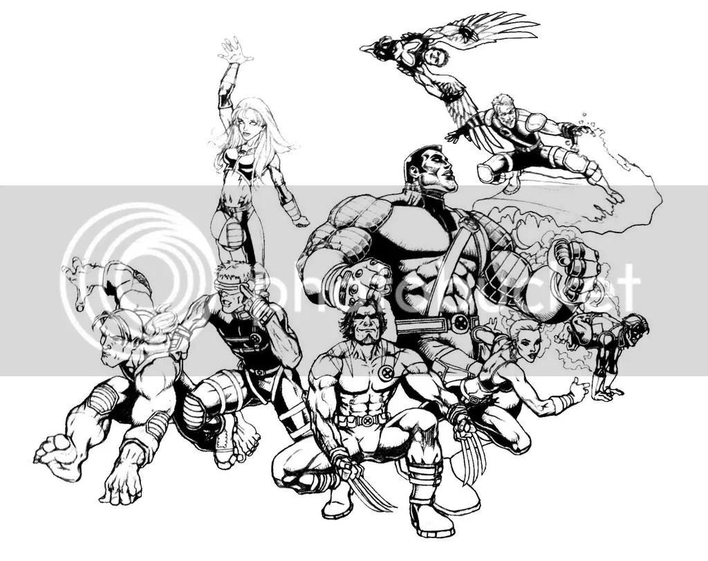 Ultimate X Men