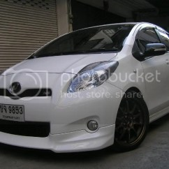 Toyota Yaris Trd Spoiler Harga All New Kijang Innova 2018 Amazing Lips For The 09 Forums Ultimate