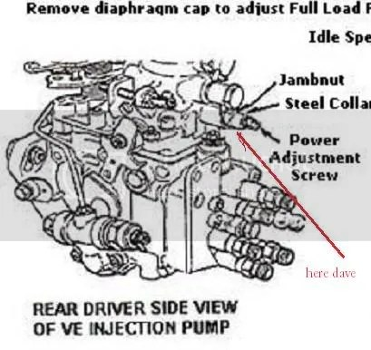 Cummins Ve Pump Diagram Pictures to Pin on Pinterest