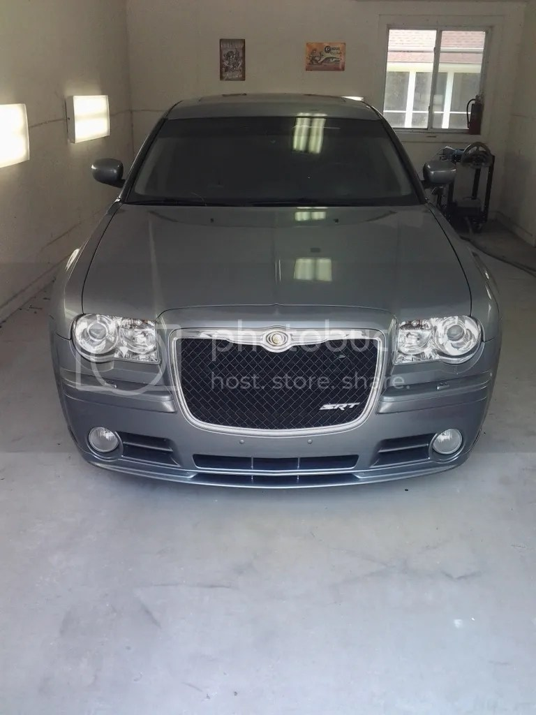 Chrysler 300 Black Grill : chrysler, black, grill, Ultimate, Chrysler, Grille, Thread, Custom, Grill, Forum