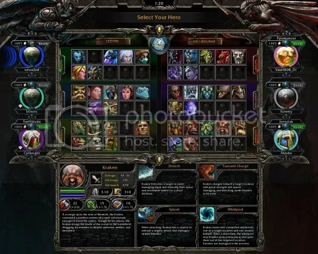 Heroes Of Newerth Mirip Dota Black Gamer