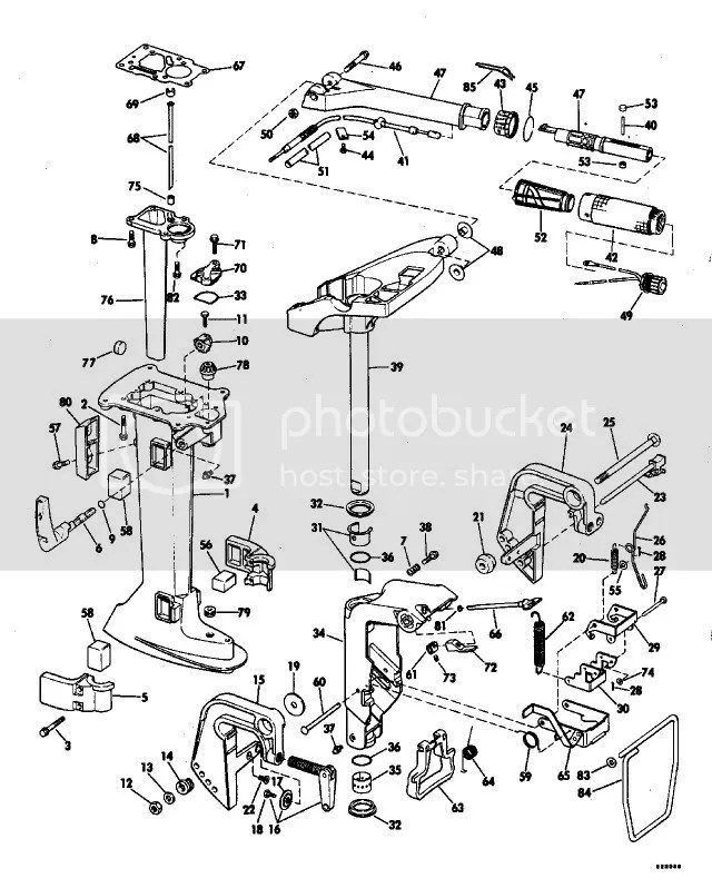 1977 35 Hp Evinrude Wiring Diagram