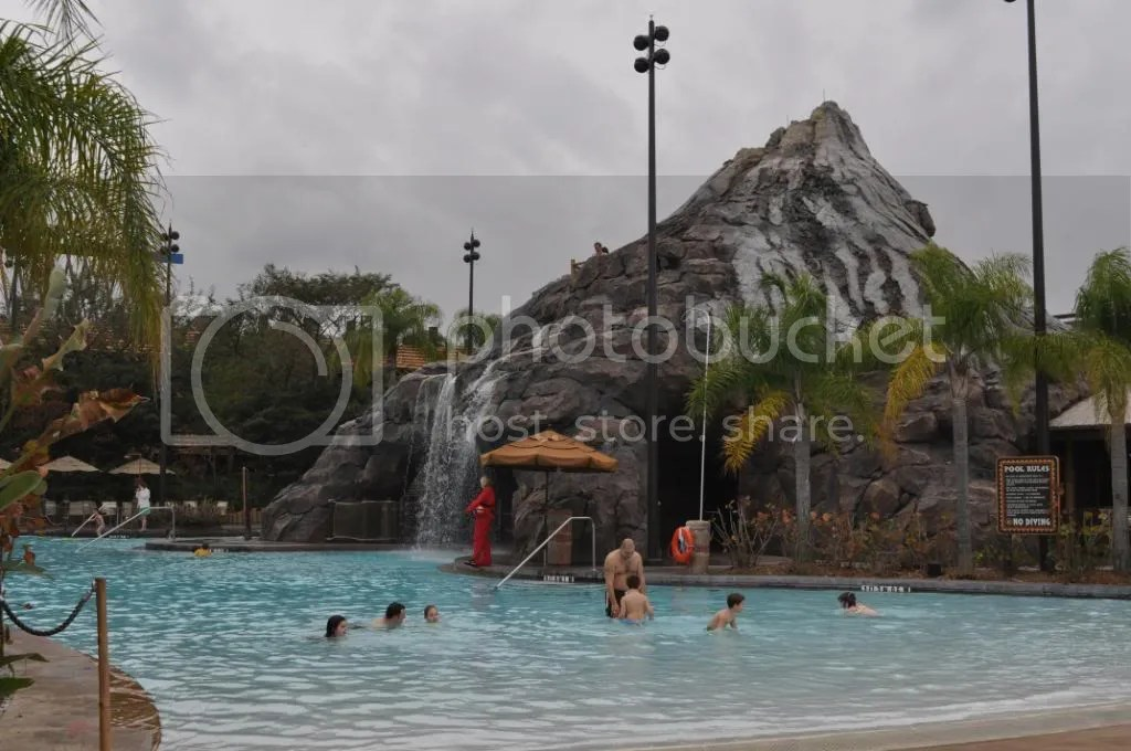 Polynesian pool
