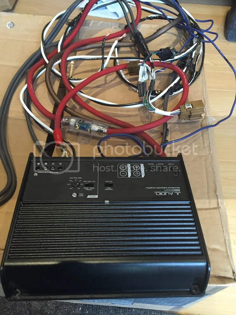 medium resolution of xd600 amp power cables fuse audio cables and fark wiring harness to fit camaro with bostion audio system