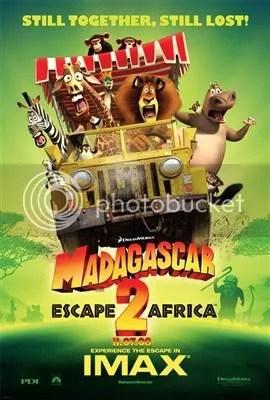 Madagascar 2 in IMAX