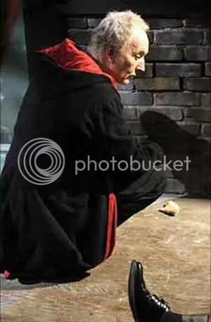 Tobin Bell as Jigsaw in the gruesome Saw 5