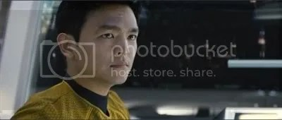 Sulu, the Asian face of Star Trek