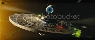 USS Kelvin in Star trek Movie