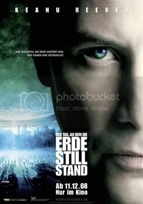 The Day The Earth Stood Still is starring Keanu Reeves in the lead cast as Klaatu.