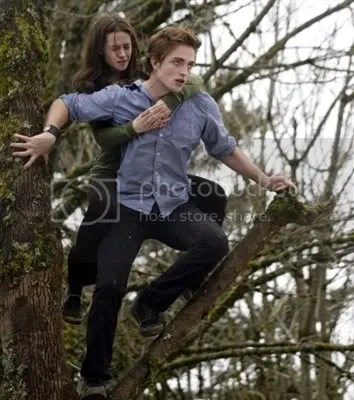 Twilight Edward and Bella are so romantic!