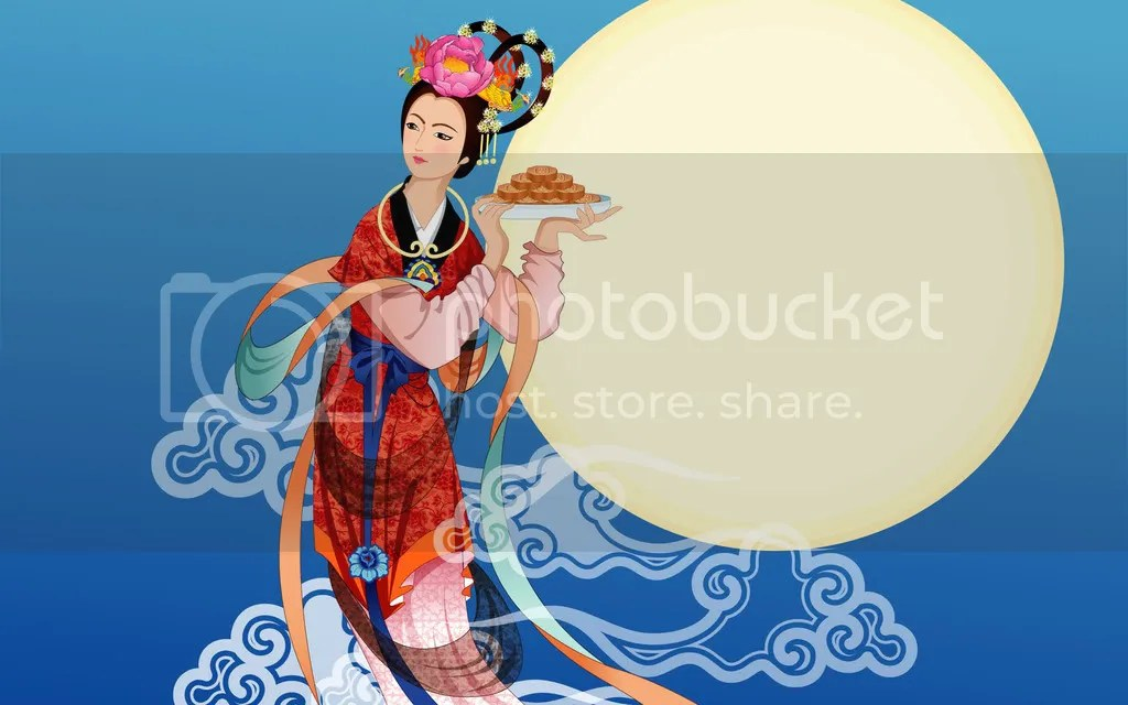 中秋嫦娥~(451)~廣寒仙子~大背景圖 @ 鬼的家沒有鬼~ :: 隨意窩 Xuite日誌