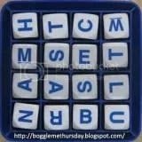 Boggle Me Thursday