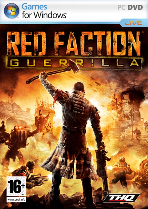 Red Faction: Guerrilla (2009) RePack by RG Mechanics