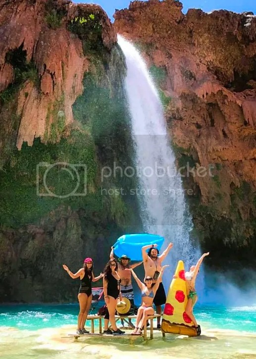 Havasupai Floaties!