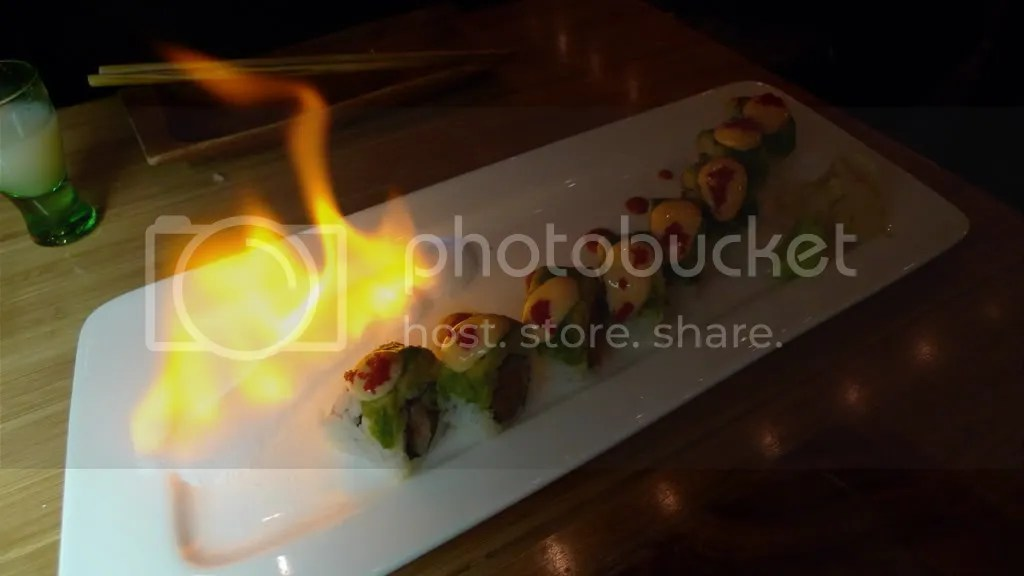 The Extinguisher Roll ($13)