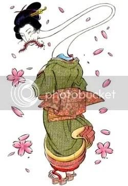 Rokuro Kubi