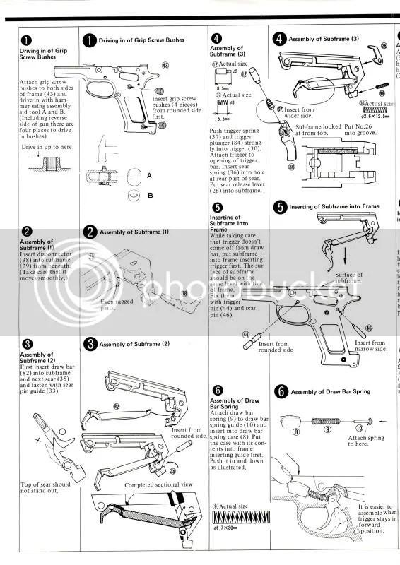 Marushin S&W M39 / M439 manual anyone?