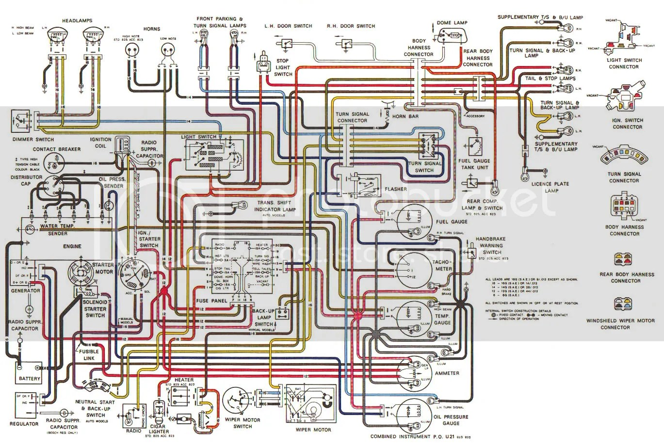 holden lx torana wiring diagram for nordyne electric furnace lc loom electrical gmh