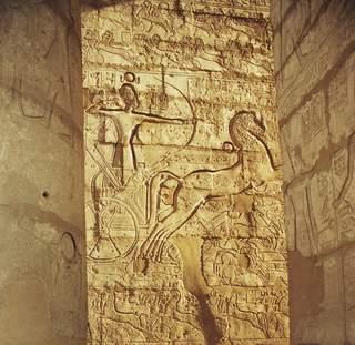 Invingatorul de la Kadesh