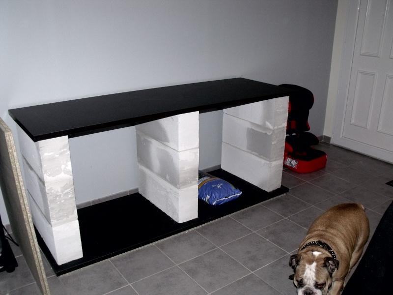 recouvrir meuble de cuisine