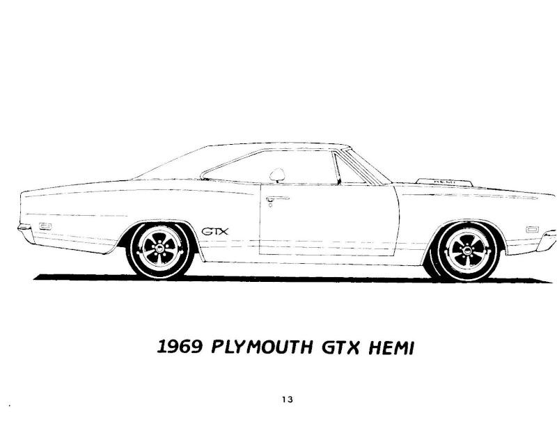 1965 plymouth gtx hemi