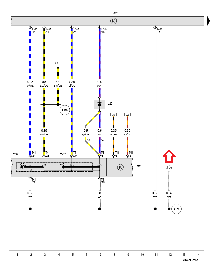 vw polo 6n2 radio wiring diagram for two switches to one light blocking diode solar panel ~ odicis