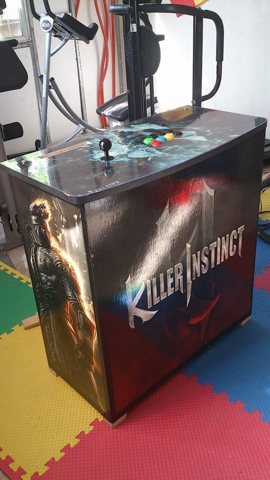 Arcade Stick Killer Instinct Database