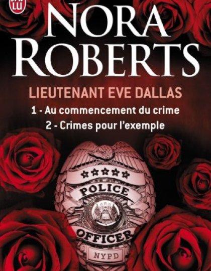 Nora ROBERTS - Eve Dallas - 37 tomes