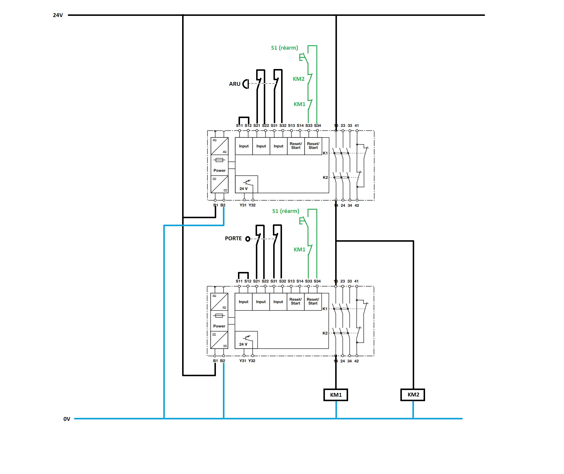 Pilz Relay Wiring Diagram 3 Pole Relay Diagram Wiring