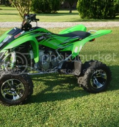 i am selling my 2006 kfx 400 mint condition never raced many extras  [ 1024 x 768 Pixel ]