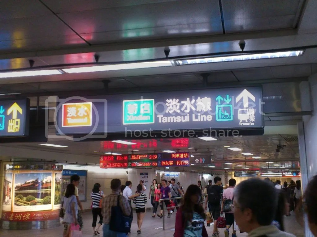 Re: [閒聊] 今日所見(西門,臺北車站,東門) - 看板 MRT - 批踢踢實業坊