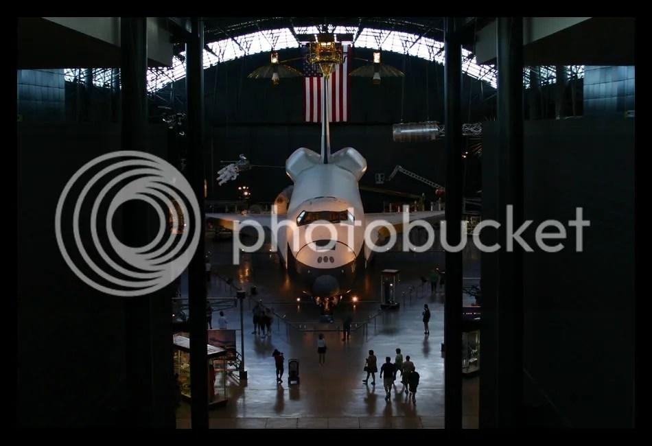 Que Fue del transbordador espacial (space Shuttle) (3/6)