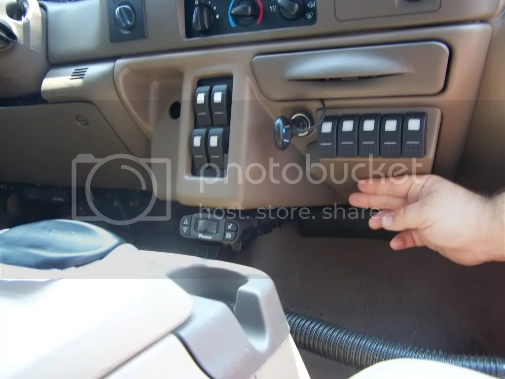 Post Your Pictures Of Custom Interior Mods F 250 Page 3