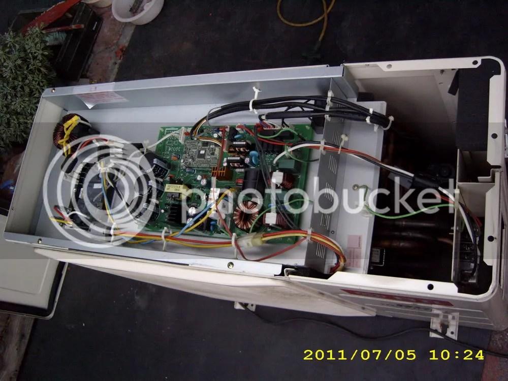 【冷氣·主機板】冷氣主機板維修 – TouPeenSeen部落格