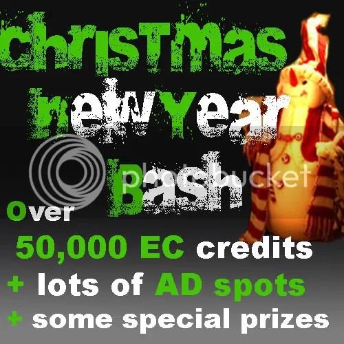 The Christmas and New Year Bash chethstudios