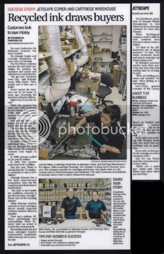 JetScape News Press Article