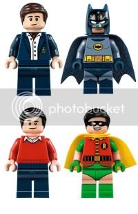 LEGO Batman Classic TV Series Batcave Coming