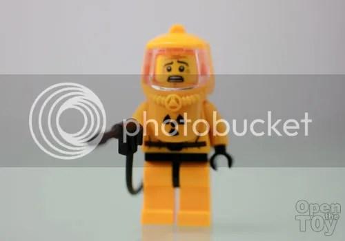 The Radioactive Lego Hazmat