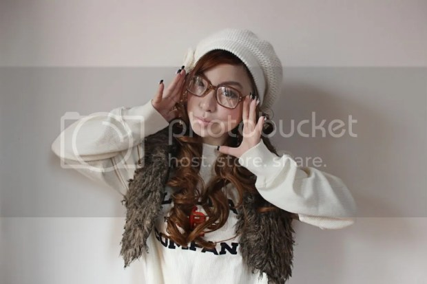 Geek Girl Hime Gyaru Look