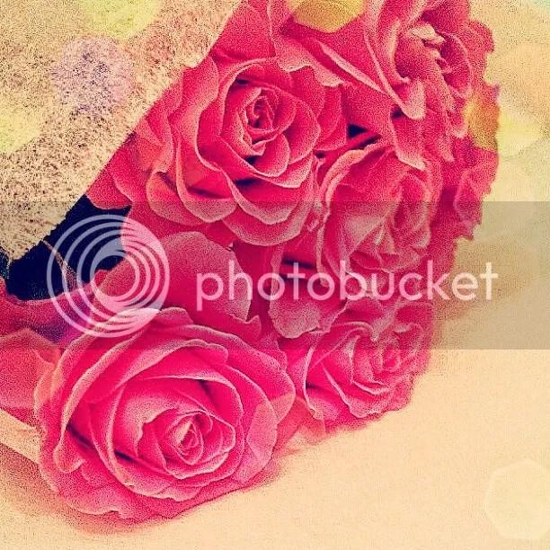 Bouquet Rose Roses